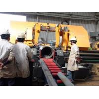 Buy cheap Pipe CNC Cutting Band Saw Machine from wholesalers
