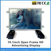 China 10.1in TFT LCD Digital Signage Display Screens 1080p With Motion Sensor wholesale