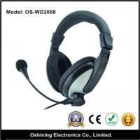 China Wired Headset / Earphone wholesale