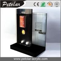 Wholesale custom cigarette acrylic countertop display from china suppliers