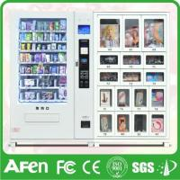 China Adult products vending machine wholesale