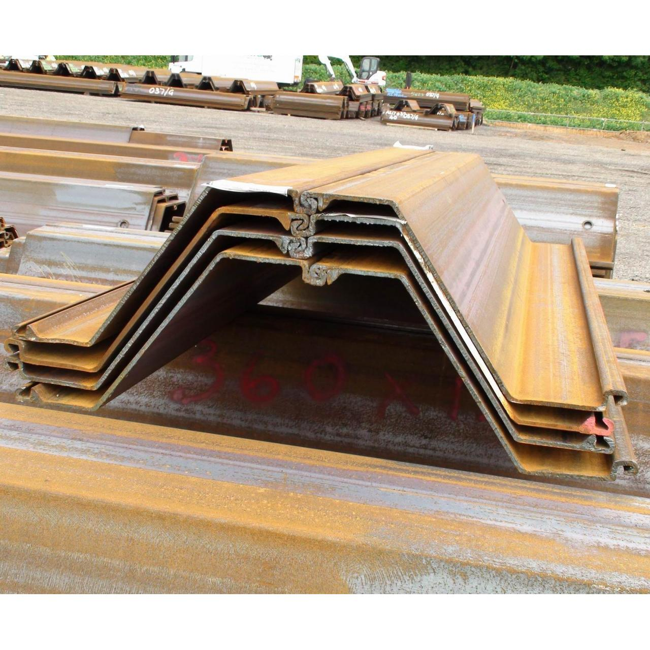 China Z type Sheet Pile wholesale