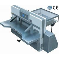 China SQZX1150D digital display double worm wheel double guide paper cutting machine wholesale