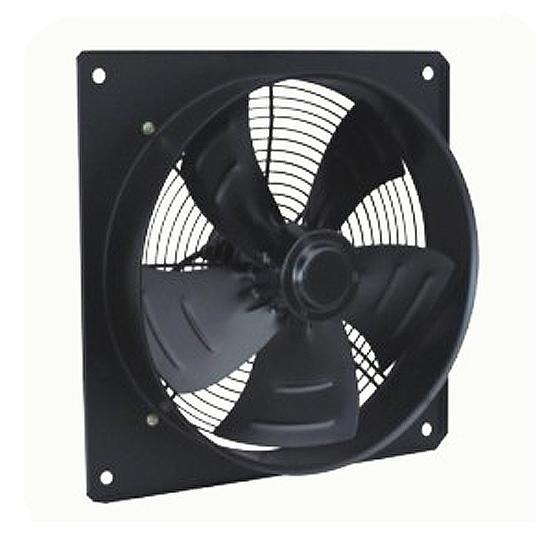 Axial Motor Rotor : Ywf series square type external rotor axial fan of