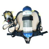 China CCC certification 6.8 L positive pressure fire air breathing apparatus wholesale