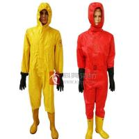 China Semi-closed chemical suits wholesale
