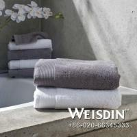 China 100% cotton high quality absorbent bath towel wholesale