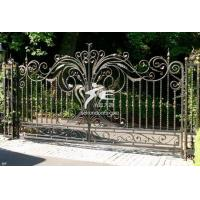 Buy cheap Wrought iron gates-SE-G08 from wholesalers