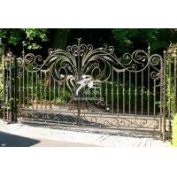 China Wrought iron gate-SE-G012 wholesale