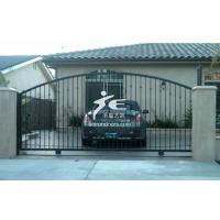 China Wrought iron gates-SE-G11 wholesale