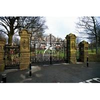 Buy cheap Wrought iron gates-SE-G02 from wholesalers