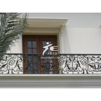 Buy cheap Wrought iron railings-07 from wholesalers