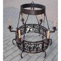 Wrought iron light-01