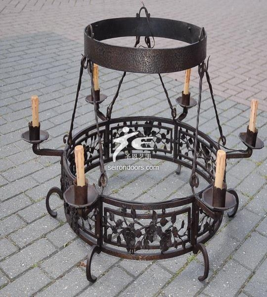 Quality Wrought iron light-01 for sale