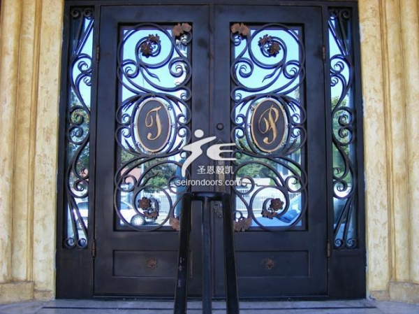Quality Double door-SE-Mediterranean Style for sale