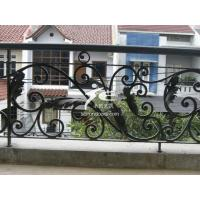 Buy cheap Wrought iron railings-04 from wholesalers