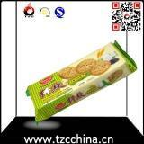 China Fin/lap seal Cream Cracker bag on sale