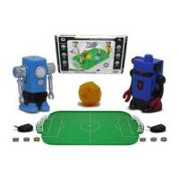 Mini IR robot football game