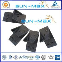 Buy cheap Clamp plate/rail clamp/anchor plate/steel sleepers from wholesalers