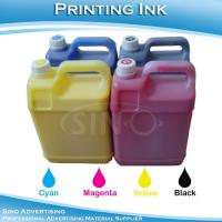 China Outdoor Printing Solvent Ink For Konica Printer Head wholesale