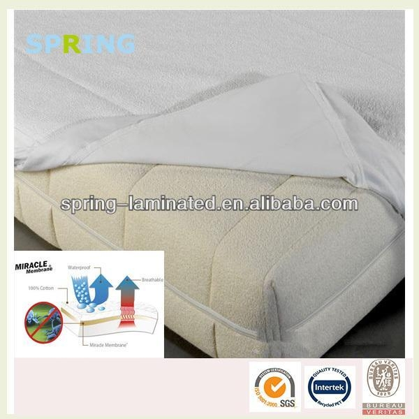 Best Selling Cotton Terry Waterproof Mattress Protector of