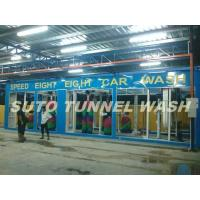China Luxury Frame tunnel washing machine installed in Thailand wholesale