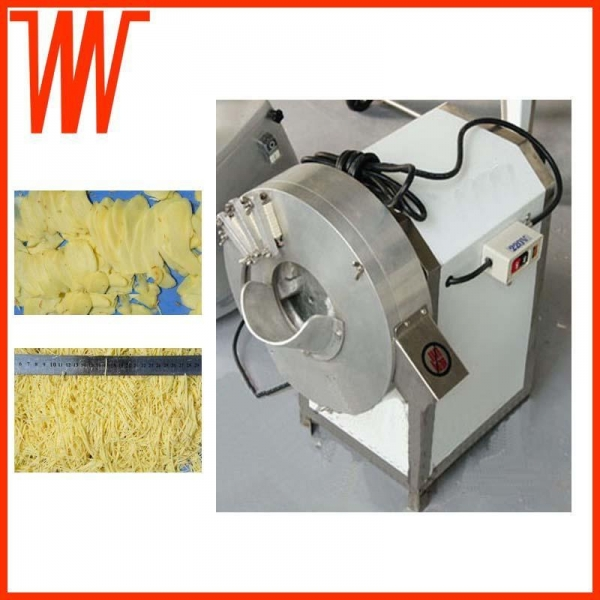 Electric Potato Slicer ~ Electric potato chips cutting machine images view