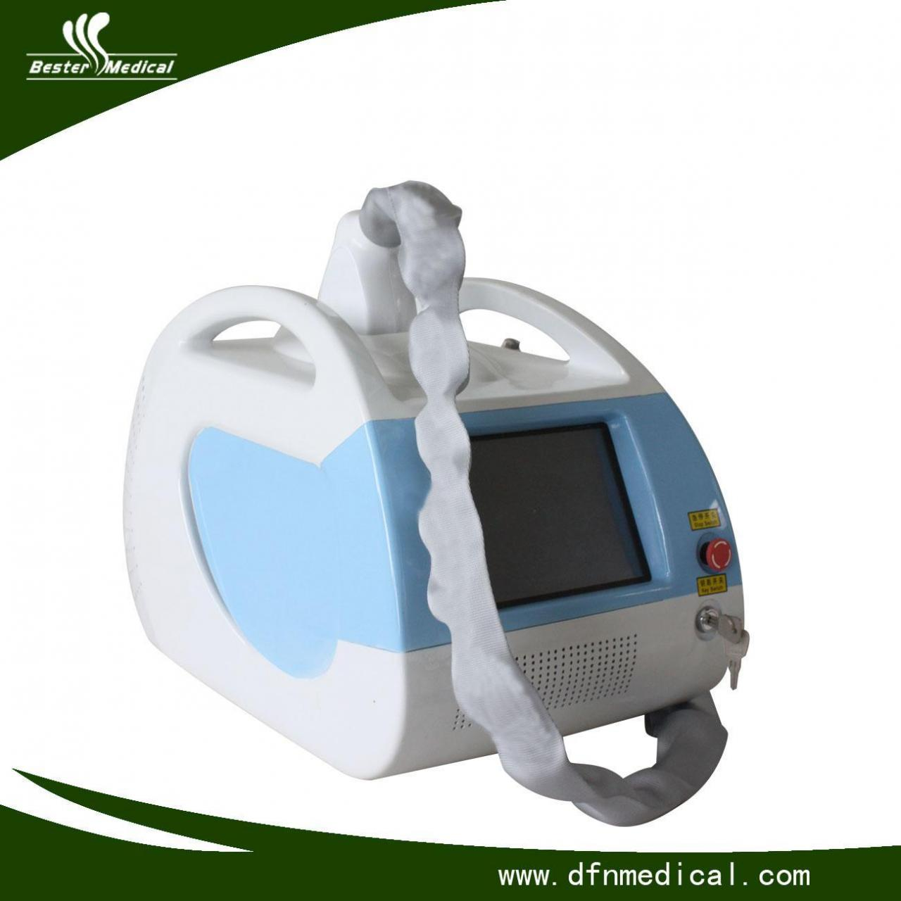 English RF beauty machine wrinkle removal machine