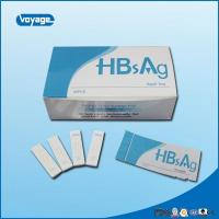 Wholesale HBsAg test cassette from china suppliers