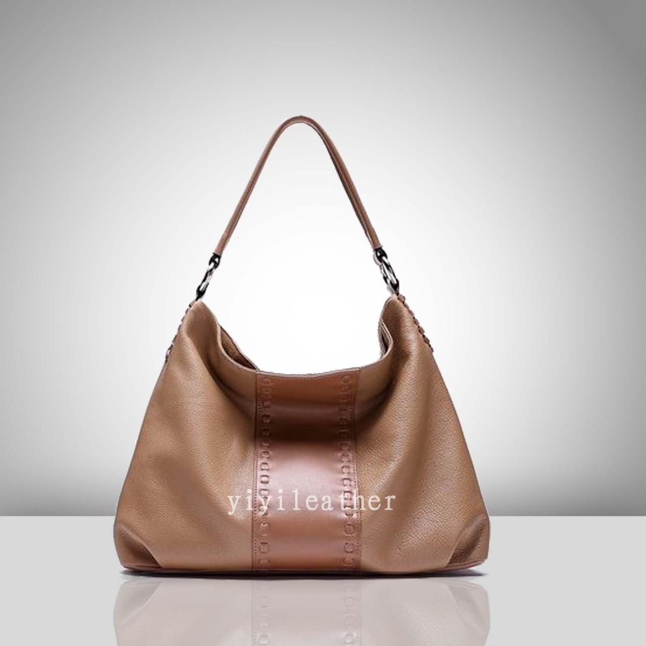 1102-2014 ladies fashion genuine leather handbags