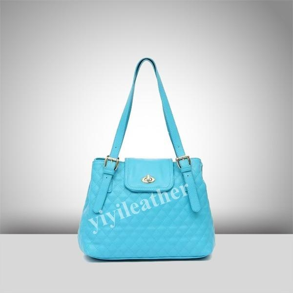 Quality S024-Imitation Leather beautiful handbags,Made in Guangzhou China for sale