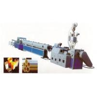 China Quincunx Multi-Hole Casing PE/PVC Pipe Production Line wholesale