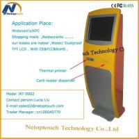China Touch screen kiosk with Multi devices wholesale