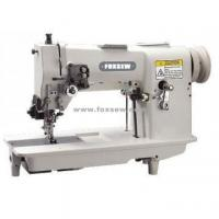 China Double Needle Hemstitch Picoting Sewing Machine with Cutter wholesale