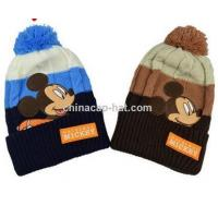 China 2013 New Style Baby Knitted Hat on sale