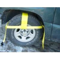 China Pair of Fully Adjustable Tow Dolly Straps (w Hook Options)(now for 12-18 tires) on sale