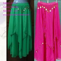 belly dance skirt&veils sk15