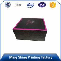 China For earings/Watch/Jewelry For earings/Watch/Jewelry, Luxury Clamsh and with ribbon jewellery boxes wholesale