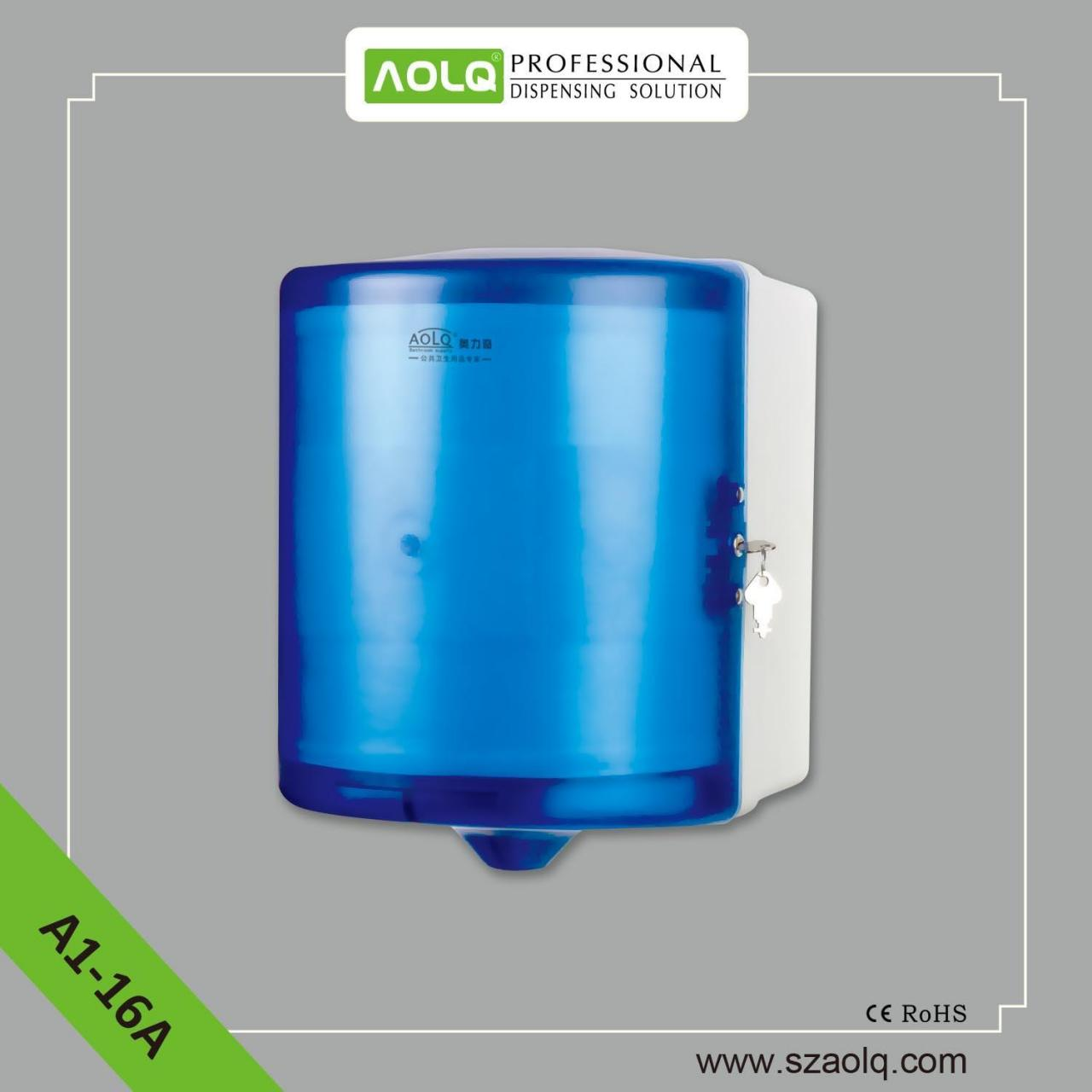 Paper Dispensers A1-16A Jumbo centre roll tissue holder