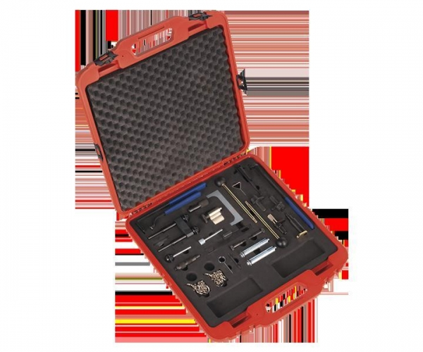 Quality TATCT007 Diesel/Petrol Engine Setting/Locking Master Kit - VAG - Belt/Chain Drive for sale