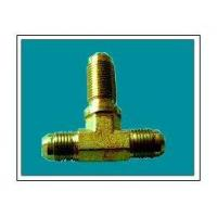 Wholesale Hydraulic Fittings Bulkhead Branch Tee from china suppliers