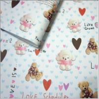 China Valentine's Day No: PPW-PS013  Paper Sheet wholesale