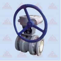 Wholesale Worm Ceramic Ball Valve from china suppliers