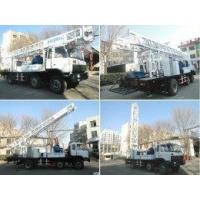 China 200m deep portable water drill rig BZC200CA truck mounted drilling rig wholesale