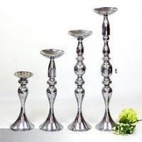 Metal wedding centerpiece stands