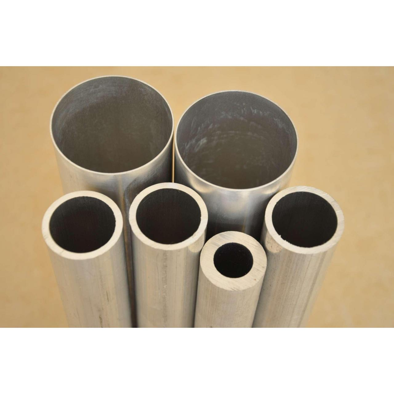 Buy cheap Aluminum 6061-T6 Drawn Seamless Round Tube / 6061 Aluminum Pipe from wholesalers