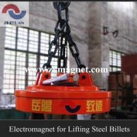 MW03 Series Lifting Electromagnet for Handling Steel Billets and Slabs