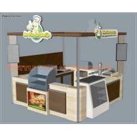 Wholesale Fast food kiosk design from china suppliers