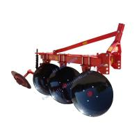 China Disk Plows Product name: 3 Bottoms Tractor Mounted Disc Plough wholesale