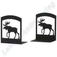 China Bookends Moose Bookends wholesale